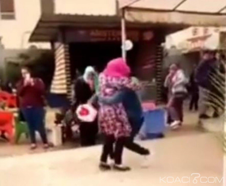 Egypte: Une étudiante se fait exclure  pour avoir enlacé un garçon suite à sa demande en mariage