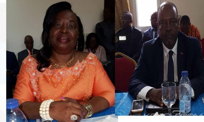 Cameroun : Paul Simo Njonou et Ndoh Bertha les deux nouveaux capitaines de la société nationale de raffinage