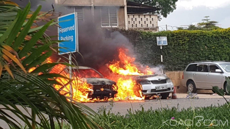 Kenya  : Attaque terroriste contre un complexe hôtelier à Nairobi , Al Shabab revendique