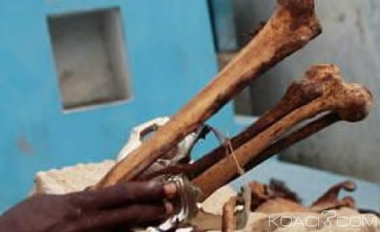 Cameroun : Des présumés trafiquants d'ossements humains arrêtés à Kribi