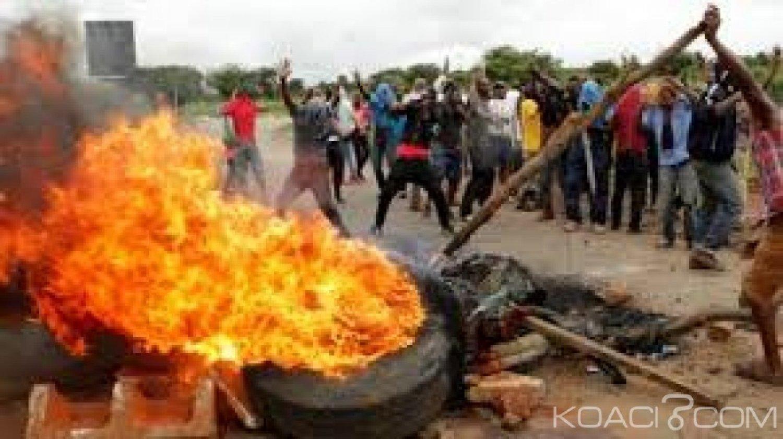 Zimbabwe : Hausse du prix du carburants, au moins 3 morts lors de manifestations à Chitungwiza et Kadoma