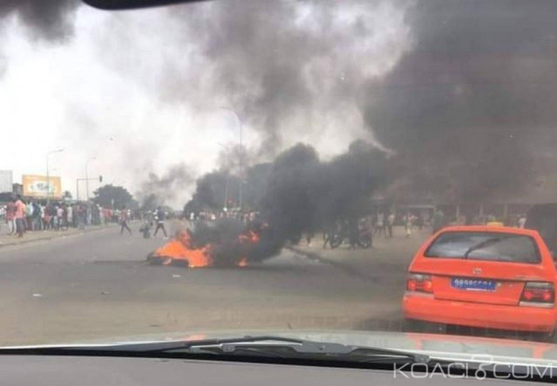Côte d'Ivoire : Les parents des victimes présumées de la crise post-électorale manifestent à Abobo contre l'acquittement  de Gbagbo et Blé Goudé