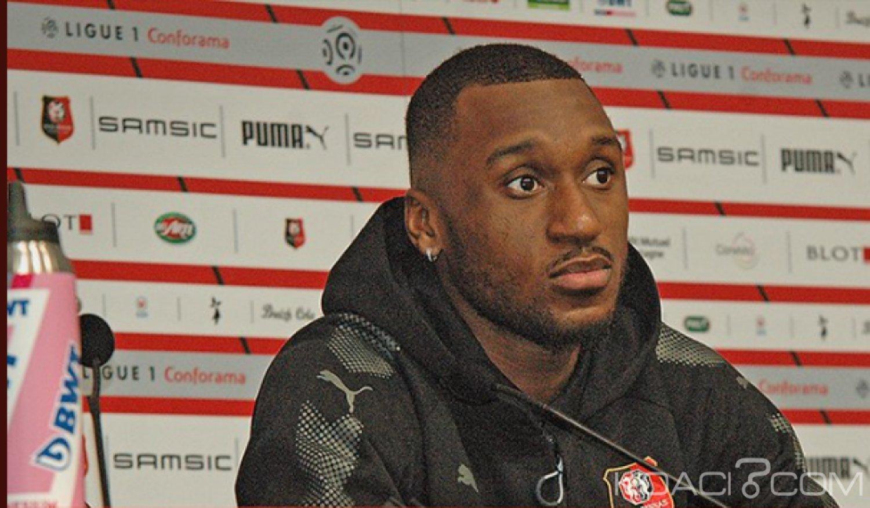Côte d'Ivoire : L'international Souleymane Doumbia s'engage  avec le Stade Rennais pour trois ans