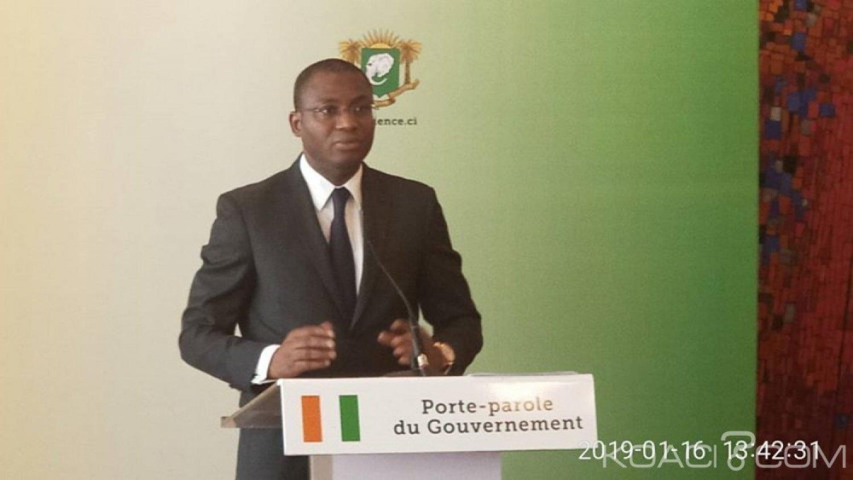 Côte d'Ivoire : Après l'acquittement de Gbagbo, Touré «la décision lui appartient de rentrer à Abidjan, mais pour le reste nous n'avons pas de commentaires»