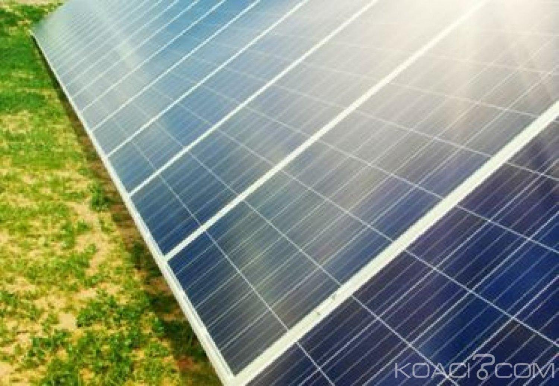 Côte d'Ivoire : Boundiali, une centrale solaire d'une productivité annuelle de 62 Gigawatt-heures pour une couverture électrique de 30 000 foyers, annoncée