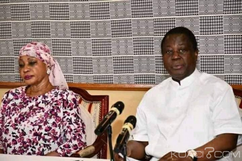 Côte d'Ivoire : Face aux vice-présidents du PDCI, Bédié dénonce les manœuvres de liquidation et de déstabilisation de son parti par le pouvoir
