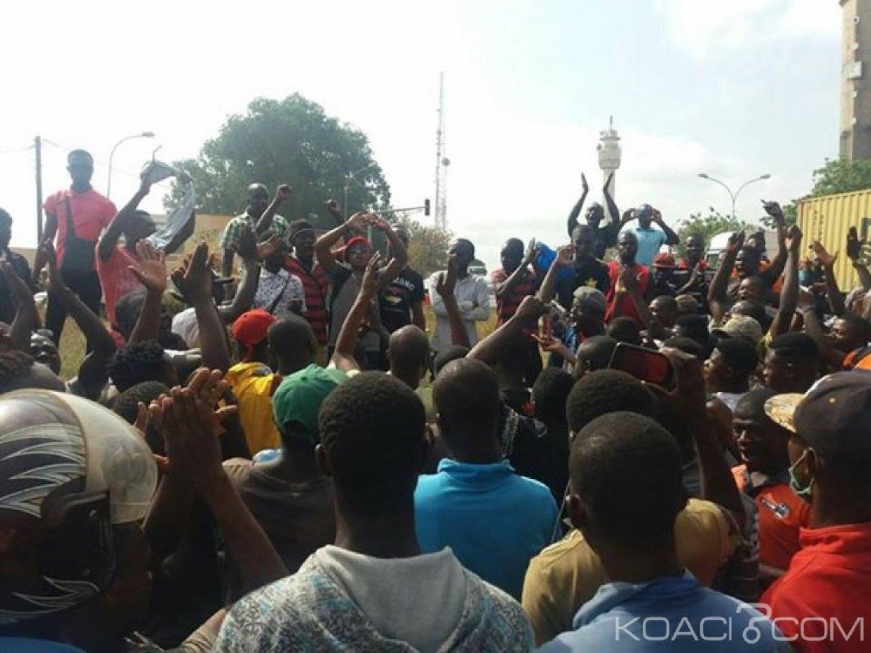 Côte d'Ivoire : À Bouaké, des anti-Gbagbo protestent et exigent sa détention en prison