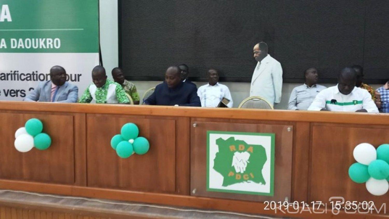 Côte d'Ivoire: PDCI, Brahima Kamagaté:  «Nous attendons la main dans la main le retour de Laurent Gbagbo»