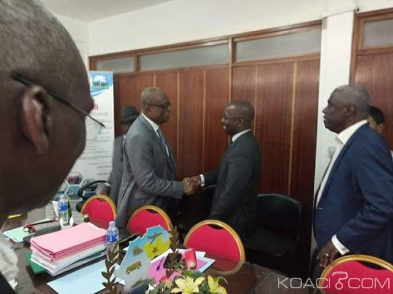 Côte d'Ivoire: Débarqué à la tête de la Sodexam, passation de charges ce jour entre Ezaley et Moulot