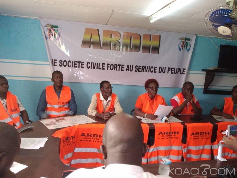 Côte d'Ivoire: Après un report, les gilets oranges veulent manifester le 19 janvier coûte que coûte