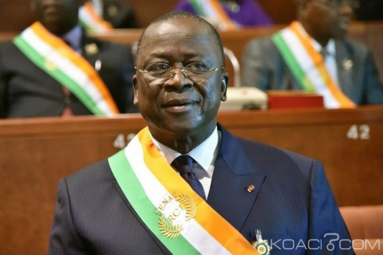 Côte d'Ivoire : Ahoussou n'ira pas au congrès du RHDP «on ne nait pas avec les postes on ne meurt pas avec les postes»