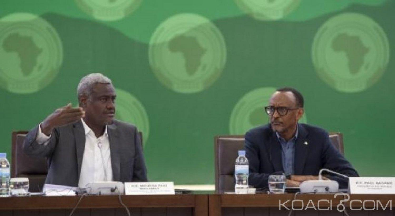 RDC  : Présidentielle, l'Union Africaine  appelle à une suspension des résultats définitifs