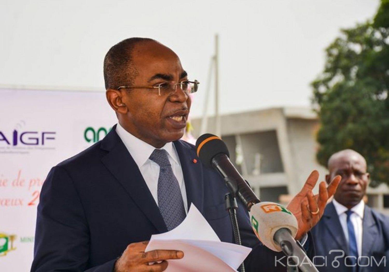 Côte d'Ivoire : Isaac Dé annonce la baisse des coûts pour la voix, la data et pour les transactions électroniques