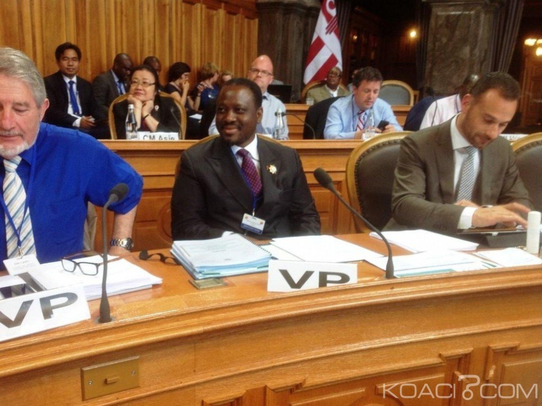 Côte d'Ivoire : Les parlementaires de la francophonie se disent surpris de l'incarcération de Lobognon et appellent au respect de l'immunité des députés