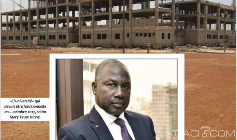 Sénégal-Côte d'Ivoire: Sall écarte Bictogo et résilie son contrat pour la construction de l'université Amadou Moctar Mbow