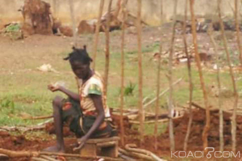 Côte d'Ivoire : Depuis l'hôpital de Daoukro, devenue agressive, une malade mentale transférée à Bouaké