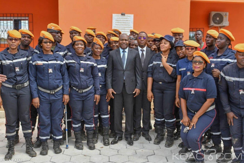 Côte d'Ivoire :  Région du N'Zi, le Conseil régional dote Dimbokro d'un centre de secours d'une valeur de plus de 200 millions de FCFA