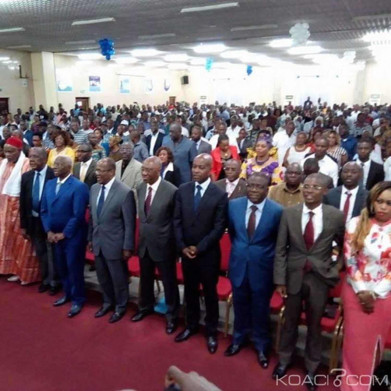 Côte d'Ivoire : EDS joint sa voix à celle de Simone, du Cojep et du Fpi en invitant les partisans de Gbagbo à la sérénité