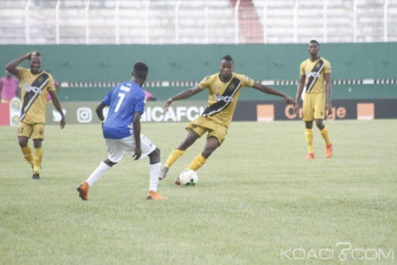 Côte d'Ivoire : Coupes Africaines, l'Asec se relance face aux Nigérians (1-0) le FC San Pedro éliminé