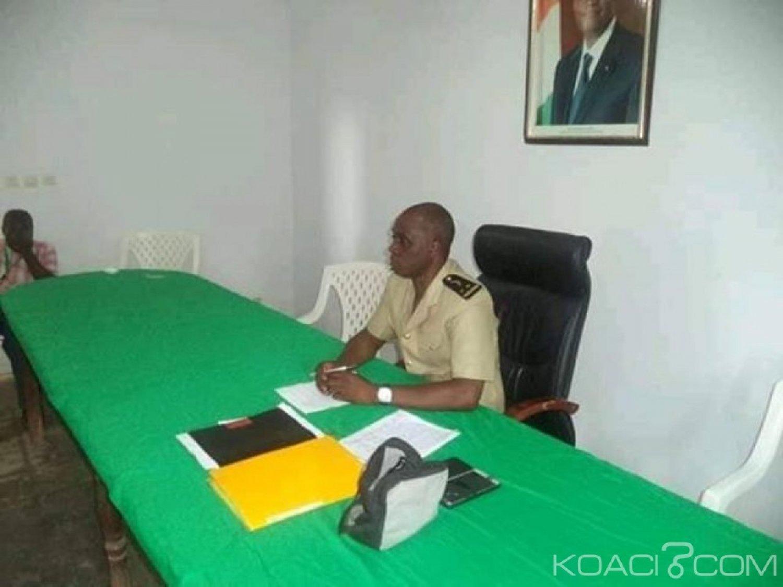 Côte d'Ivoire : À Danané, un président des jeunes destitué par le sous-préfet pour avoir refusé de nettoyer le site d'une cérémonie