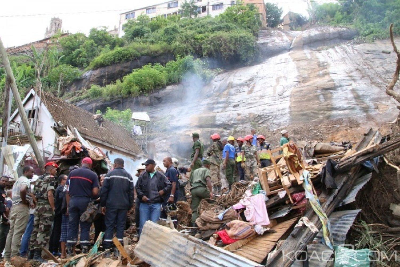 Madagascar : Neuf morts au moins et des maisons emportées  après de fortes pluies