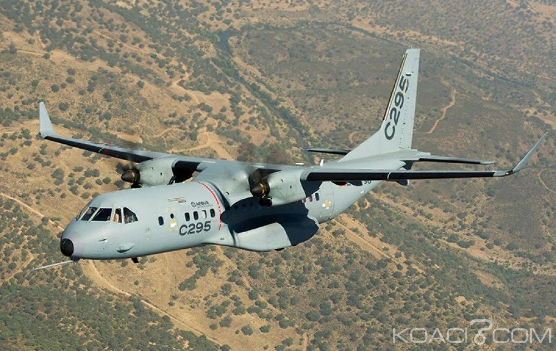 Côte d'Ivoire : Le  ministère de la défense aurait  passé une commande ferme portant sur un avion de transport moyen C295