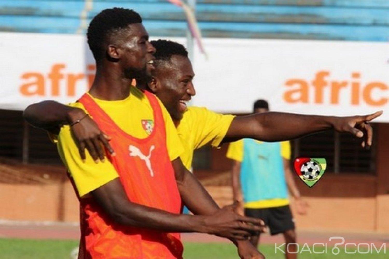 Togo-Gambie : La CAF déboute la GFF sur l'éligibilité de James Olufade