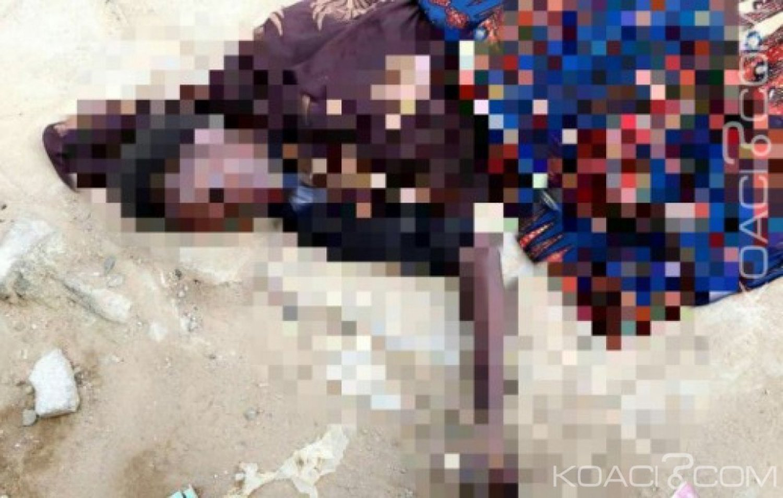 Côte d'Ivoire: Un jeune homme égorge sa grand-mère et se donne la mort à Port Bouët