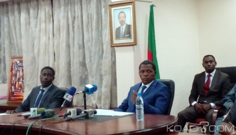 Cameroun : Élections 2019, Atanga Nji  invite les camerounais à préserver la paix