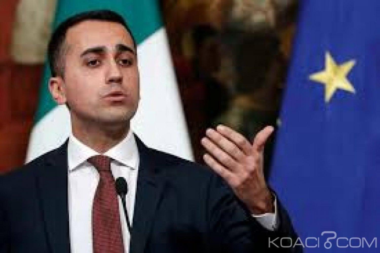 Afrique : Pour l'italien Luigi Di Maio, la France serait la 15ème puissance mondiale sans l' Afrique