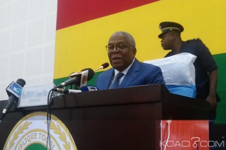 Togo : Retour à la formule 5 ans au perchoir de l'Assemblée nationale