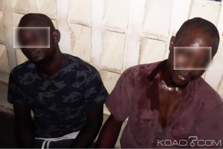 Côte d'Ivoire : Agressions des chauffeurs de taxi compteur, deux suspects aux mains de la police criminelle