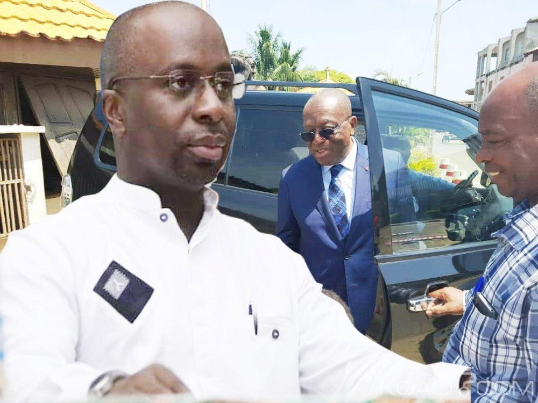 Côte d'Ivoire : Donné gagnant à Bassam, Moulot souhaite travailler main dans la main avec ses adversaires