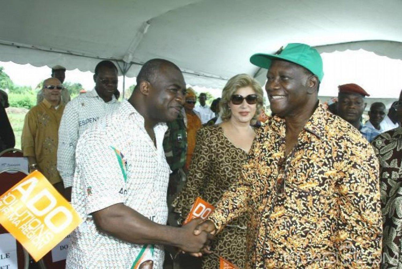 Côte d'Ivoire : L'ex député Dominique Adje démissionne à son tour du RDR car pas assez de force matérielle pour continuer sa mission