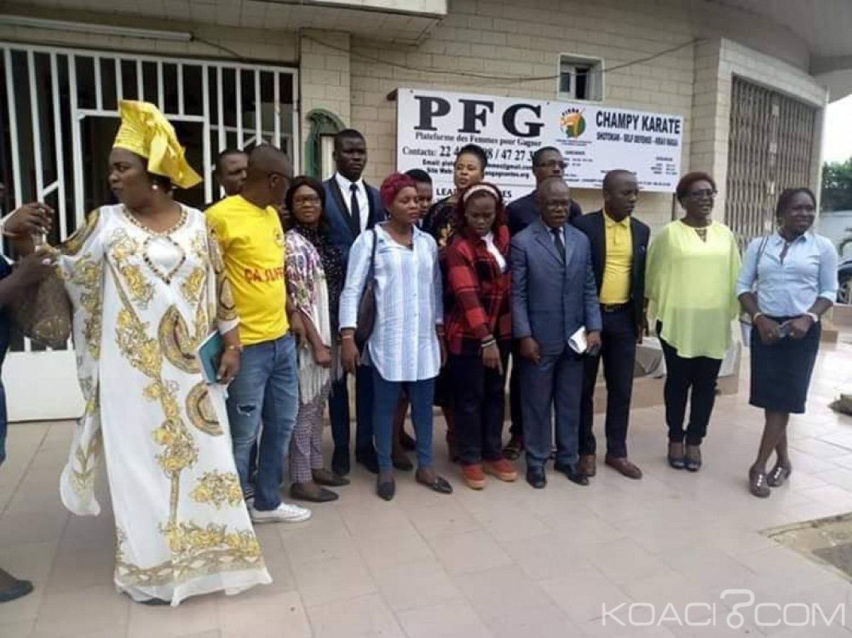 Côte d'Ivoire : Inquiets de la situation sociopolitique, des acteurs de la société civile «la cohésion sociale est mise en mal»