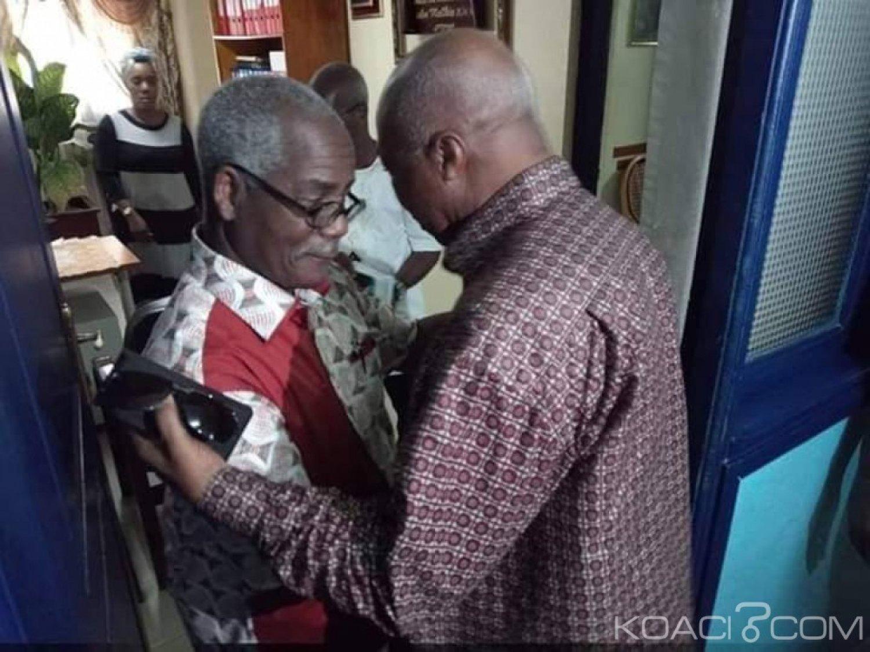 Côte d'Ivoire: Après la communauté musulmane, Assoa Adou chez Dion Robert