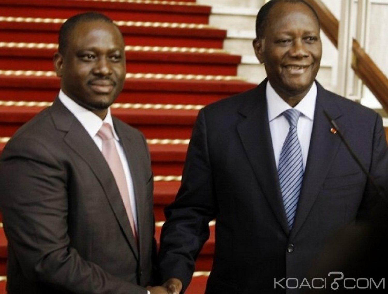 Côte d'Ivoire : Décrispation, une rencontre Ouattara-Soro ce soir?
