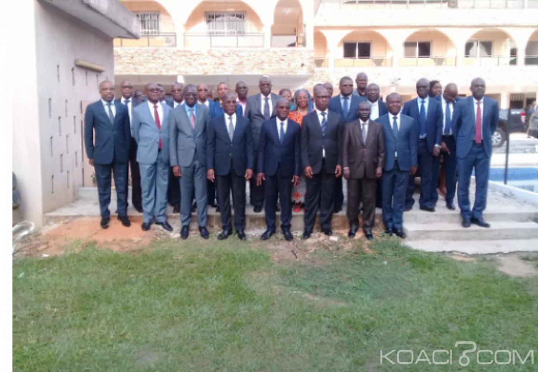 Côte d'Ivoire : La Bonne Gouvernance, le Trésor et l'inspection des finances vont collaborer en matière d'investigations et de poursuites des cas de corruption
