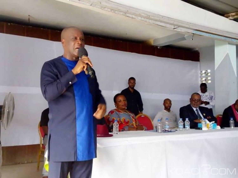 Côte d'Ivoire : Djohoré exhorte des femmes patriotes de Yopougon à ne plus tomber dans la manipulation des hommes politiques
