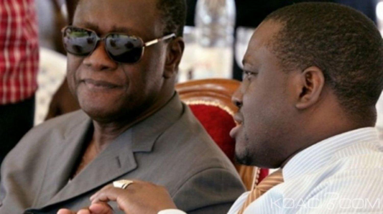 Côte d'Ivoire : Soro et Ouattara se sont bel et bien rencontrés, Lobognon, transhumances et congrès du RHDP au menu