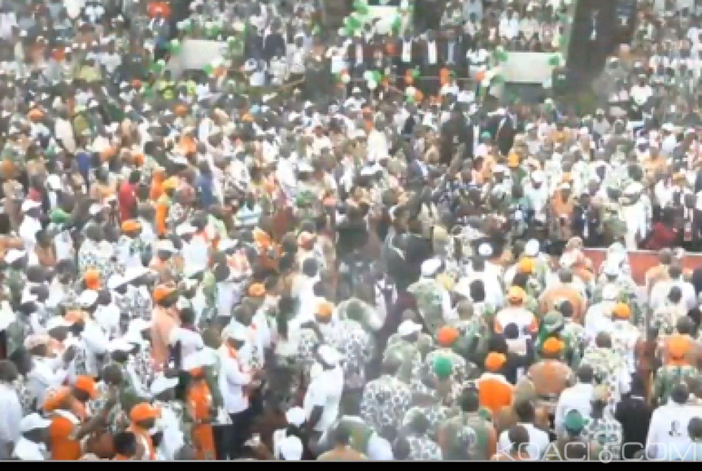 Côte d'Ivoire : Congrès ordinaire du RHDP, l'ouverture des travaux préparatoires ce vendredi avec 12 000 congressistes attendus