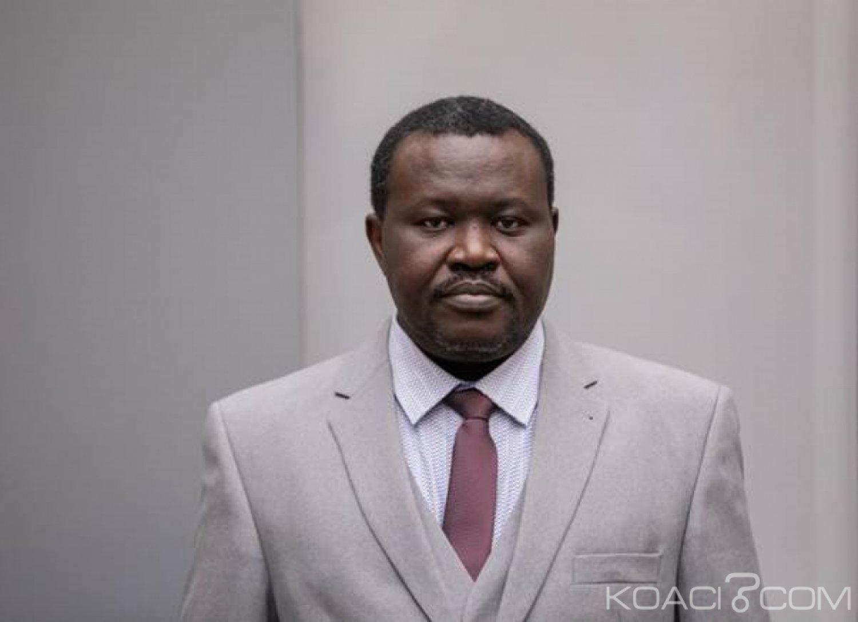 Centrafrique : CPI, première comparution de l'ex-chef anti-balakas Patrice-Edouard Ngaïssona