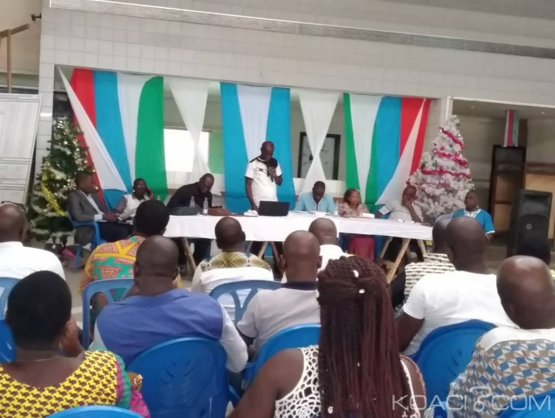 Côte d'Ivoire : La Cordisanté suspend son mot d'ordre de grève du 28 janvier prochain et privilégie la voie de la discussion