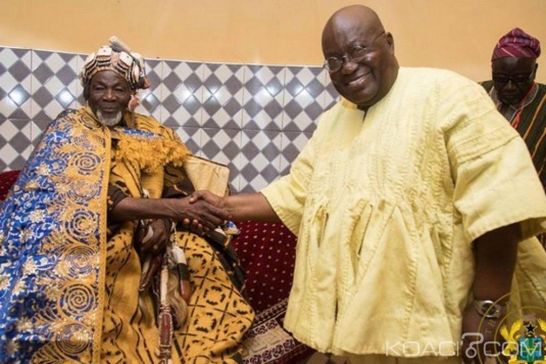 Ghana : Couronnement et « serment à vie » de Yaa-Naa, le 42e suzerain des Dagbon
