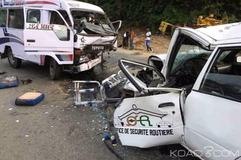 Côte d'Ivoire : Un mort à Yopougon, un véhicule de l'OSER impliqué