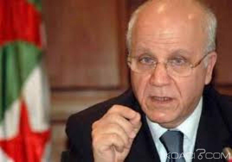 Algérie: Décès du président du Conseil constitutionnel Mourad Medelci à l' à¢ge de 75 ans