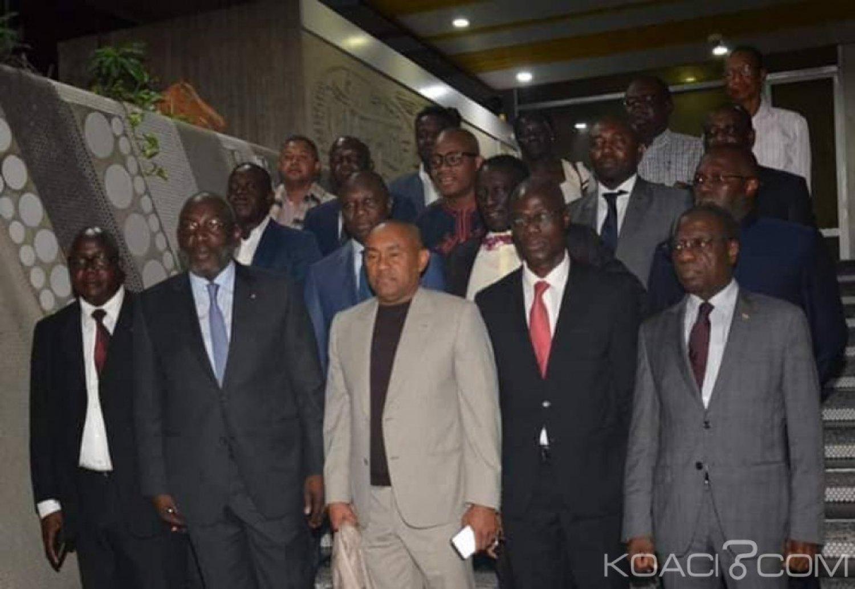 Côte d'Ivoire : Ahmad Ahmad à Abidjan, atmosphère de lourdeur entre la FIF et la délégation du patron de la CAF