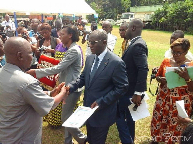Côte d'Ivoire : Occupation anarchique des forêts classées, la SODEFOR annonce la mise en œuvre du plan de sécurisation et de protection financé par le conseil national de sécurité