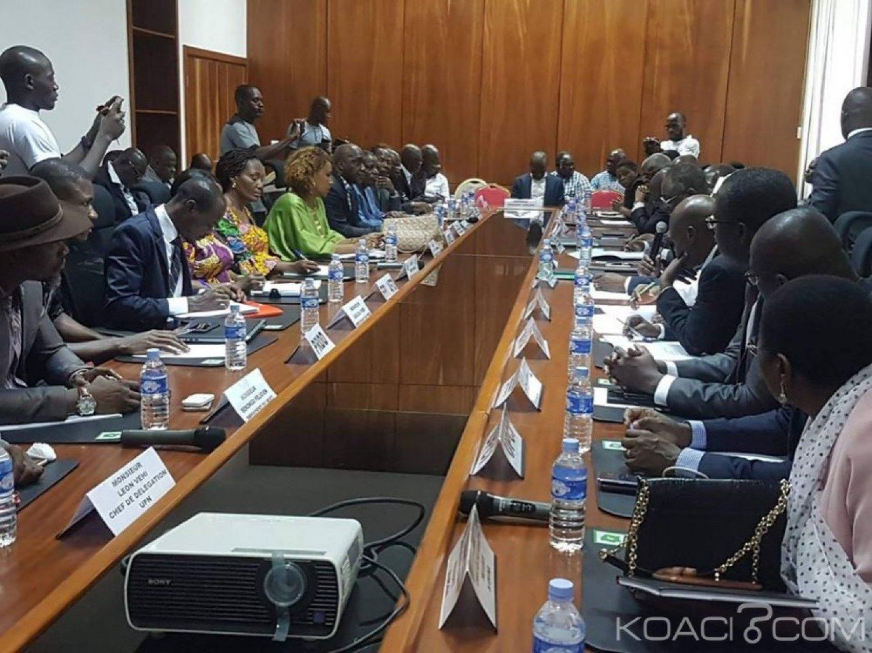 Côte d'Ivoire : La première mouture de la plateforme de Bédié, sans les «Gbagbo ou rien»