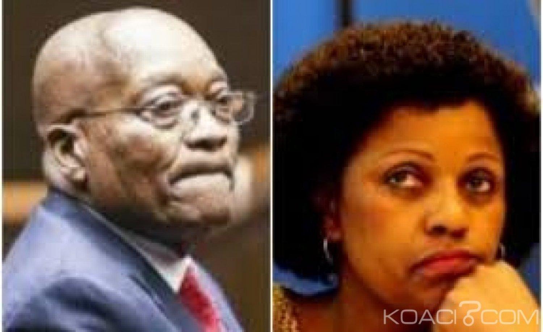 Afrique du Sud  : Nouveau scandale de corruption ,  Zuma accusé de recevoir  « des pots de vin» d'une  entreprise de sécurité